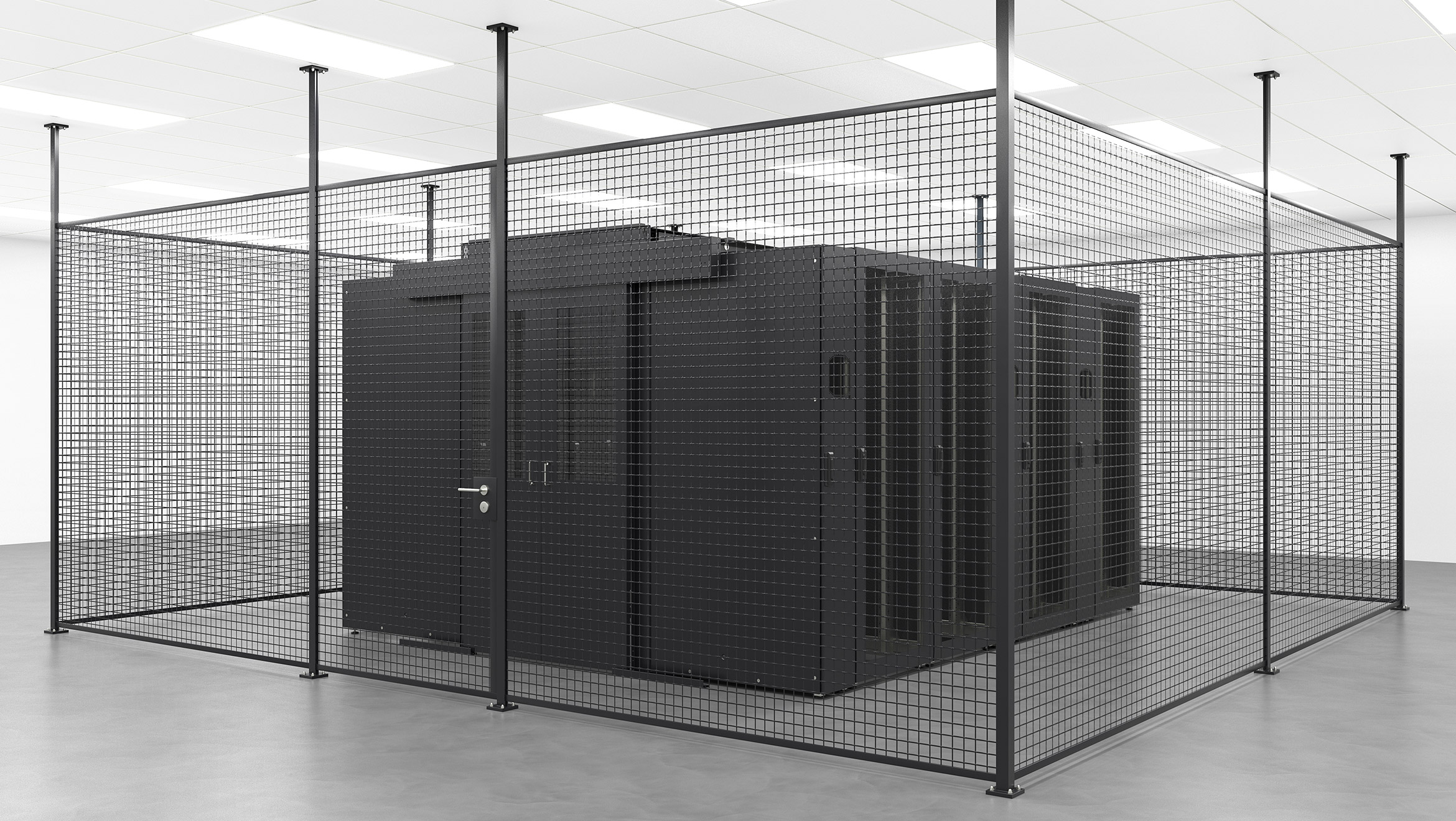 Rack Space 47 – Caged